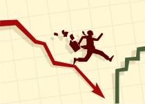 Jak zyskać na spadkach dużych spółek? Sprawdzamy fundusze short