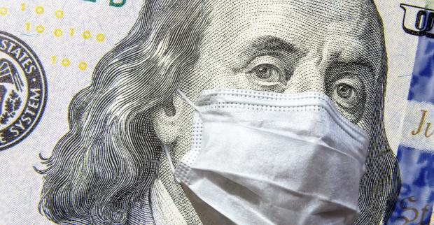 Rynki finansowe sponiewierane przez małego wirusa