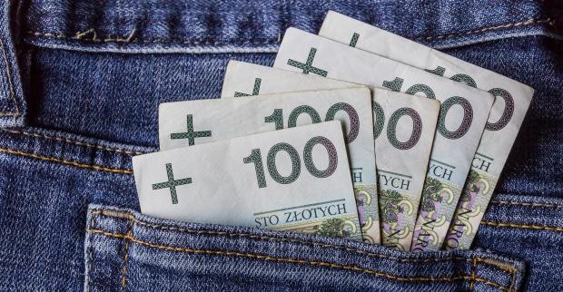 Banki nie potrzebują już gotówki