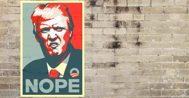 """Trump w opałach, czyli """"Houston mamy problem"""""""