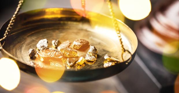 Historia złota w pigułce