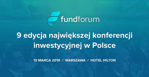Wydarzenie roku na rynku funduszy - 9 FUND FORUM Analiz Online