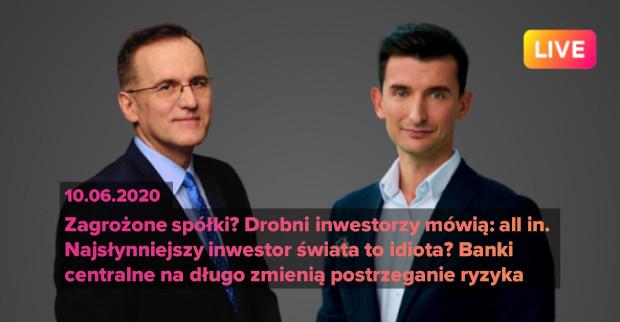 Czym jest ryzyko inwestycyjne? [LIVE]