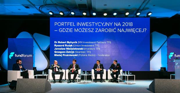 Portfel inwestycyjny na 2018 - gdzie możesz zarobić najwięcej?