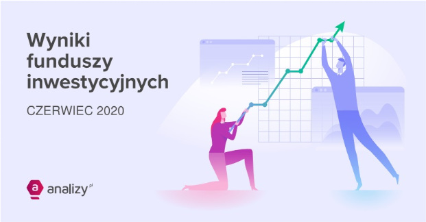 Wyniki funduszy inwestycyjnych (czerwiec 2020)