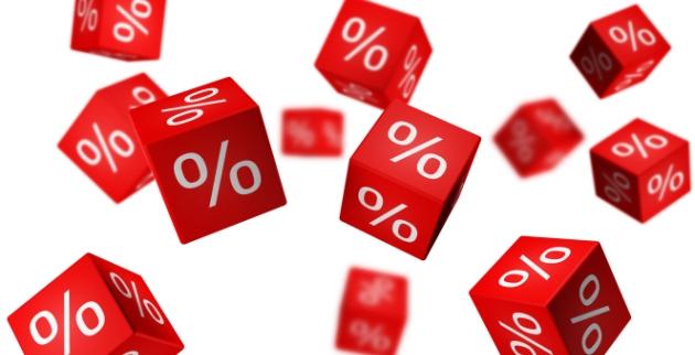 Oprocentowanie depozytów w dół, inflacja w górę