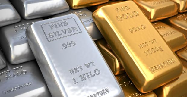 Złoto i srebro na inwestycyjnej mapie