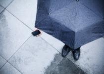 Warto schować się pod parasolem